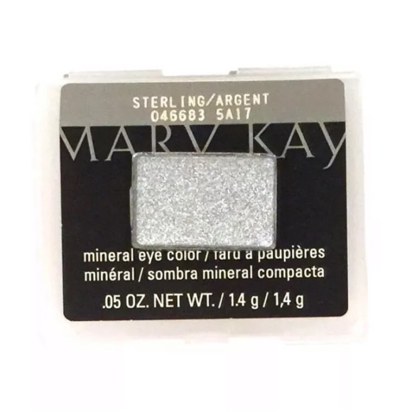 🦋3/$15🦋Mary Kay mineral Sterling 1.4g(new)